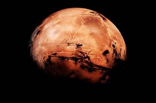 Mars the Mysterious (NASA, 1997)