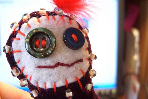 Voodoo Doll Dotees