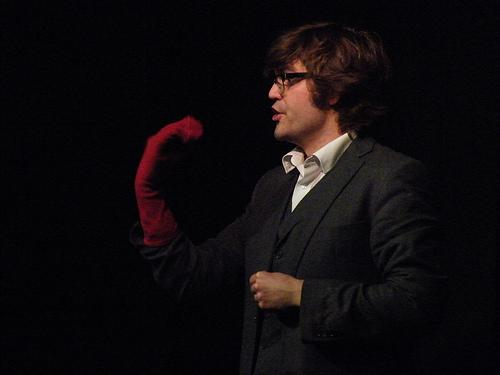 London Storyfest 2012: Sock Puppet #3