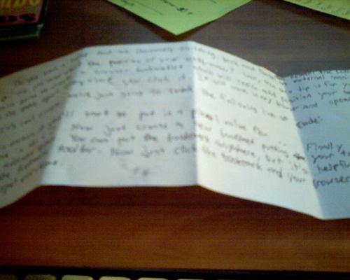 Receipt Paper Blog Post