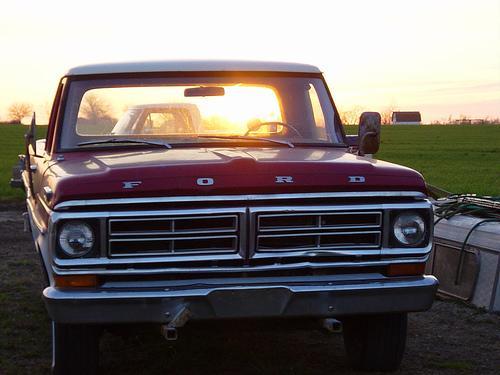 Ford on the Farm