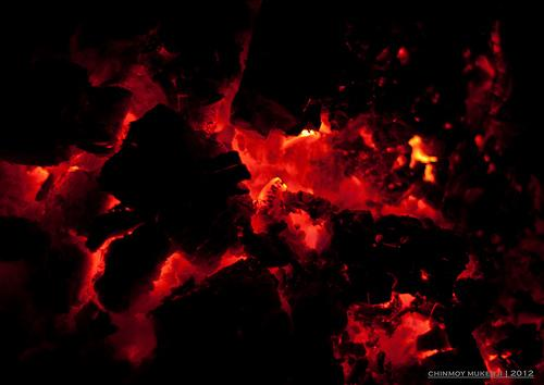Fires can't be made with dead embers, nor can enthusiasm be stirred by spiritless men. ~James Arthur Baldwin