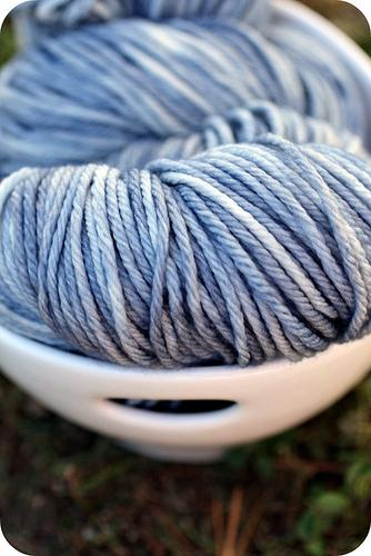 New Moon Rising - Worsted