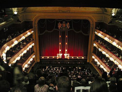 Royal Opera House Covent Garden---La Bohéme
